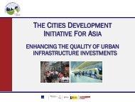 Asia's urban challenges - DI Energi