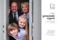 gemeinde report - Evangelische Kirche von Kurhessen-Waldeck
