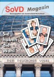 Download des SoVD-Magazins als PDF-Dokument