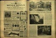 Vasárnapi Ujság 56. évf. 43. sz. (1909. október 24.) - EPA