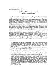 Der Verzicht Süleymans des Prächtigen auf die Annexion ... - EPA