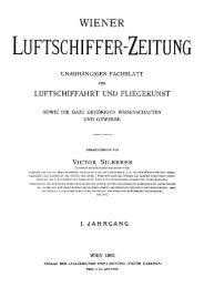 Page 1 WIENER LUFTSCHIFFER-ZEITUNG UNABHÄNGIGES ...