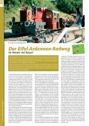 Der Eifel-Ardennen-Radweg - radwanderland.de