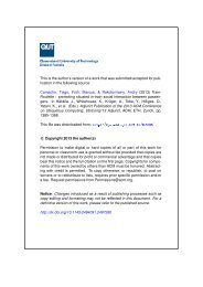 Acute Cardiac ARIA - QUT ePrints