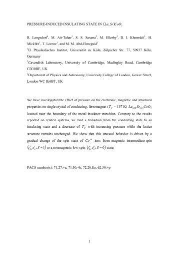 cond-mat/0504282 PDF - arXiv