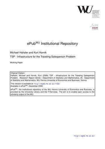 Download (890Kb) - ePub WU - Wirtschaftsuniversität Wien