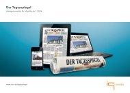 Der Tagesspiegel - Preisliste - IQ media marketing
