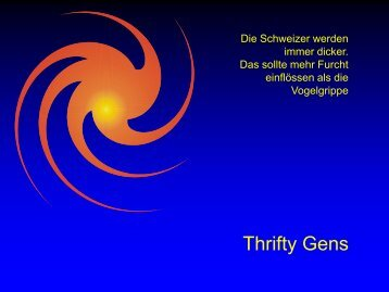 Thrifty Gens - Ever.ch