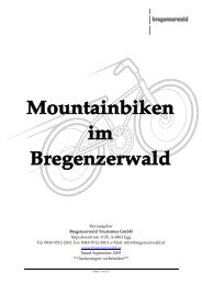 Mountainbiken Bregenzerwald 09 - EveryOneWeb