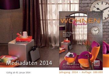 Mediadaten 2014 - MEININGER VERLAG GmbH