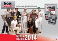 Mediadaten Baustoff Partner PDF Download - SBM Verlag GmbH