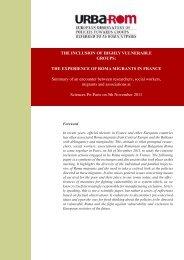 URBAROM_VERS_FINALE_EN.pdf - Hypotheses