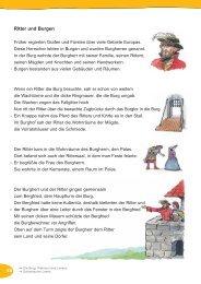 Ritter und Burgen - files.dorner-verlag.at