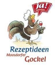 Rezeptideen Gockel - Ja! Natürlich