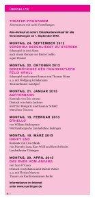 Kulturprogramm 2013 - Stadt Nürtingen - Seite 4