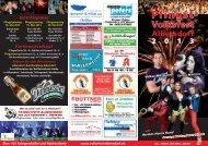 Programm 2013 - Volksfestverein Albersdorf