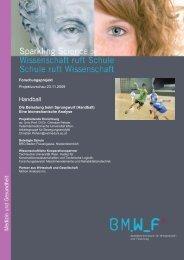 Handball - Sparkling Science