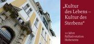 Programm zum 10-jährigen Jubiläum (pdf) - Landeskrankenhaus ...