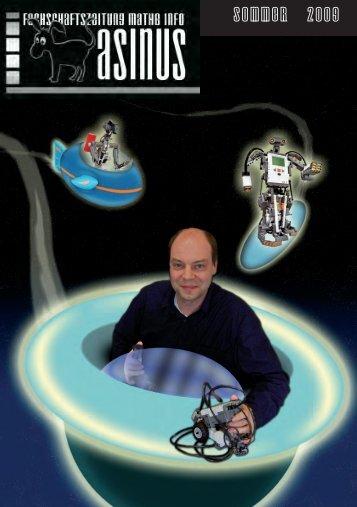 Asinus SoSe 09 - Fachschaft Mathematik und Informatik der Uni ...