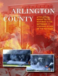 Arlington County After-Action Report - Florida Division of Emergency ...