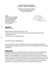 2013-10-24 PM 192 Lasotta zu interkulturelle ... - CDU-Fraktion