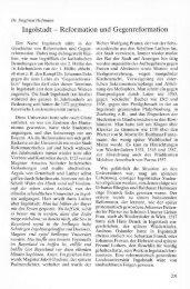 Ingolstadt — Reformation und Gegenreformation