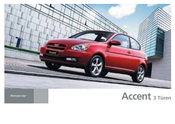 Accent - Auto Stahl