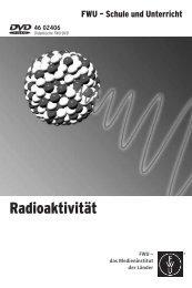 Radioaktivität - FWU