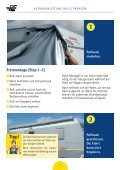 Aufbauanleitung Rolli Premium - Wigo Zelte - Seite 2
