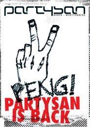 berlin-istanbul und wieder zurück - Partysan