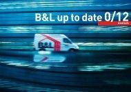 B&L up to date 0/12 - BCT Burkhardt Communication