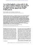 Several hydrophobic amino acids in the p53 amino-terminal domain ... - Page 2