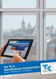 Die TK in Mecklenburg-Vorpommern - Techniker Krankenkasse