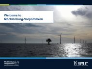 Welcome to Mecklenburg-Vorpommern - Germany Trade and Invest
