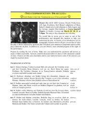 THEATERPRODUKTION: DRAKUL(J)A - German