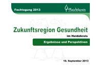 Vortrag - Landesvereinigung für Gesundheit und Akademie für ...
