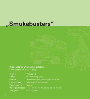 Smokebusters - Give
