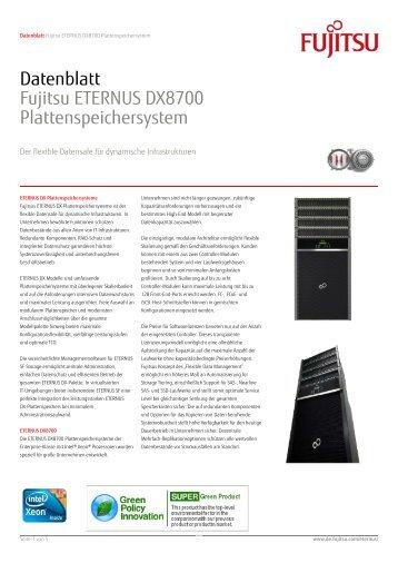 Datenblatt - Fujitsu