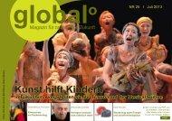 globalo - Global Magazin
