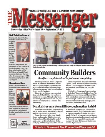 Download The Messenger – Sept. 27, 2013 (pdf) - Granite Quill ...