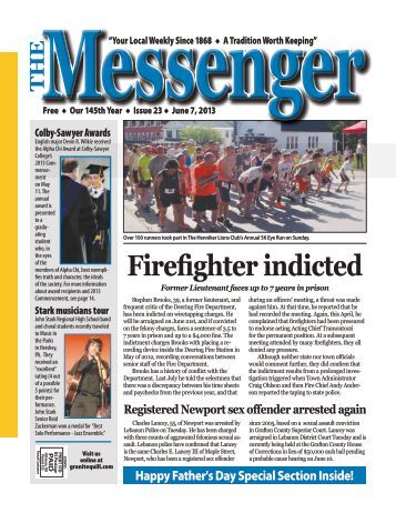 Download The Messenger – June 7, 2013 (pdf) - Granite Quill ...