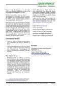 PDF-Publikation - Greenpeace Gruppen in Deutschland - Page 2