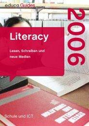 Literacy: Lesen, Schreiben und neue Medien - Guides - Educa