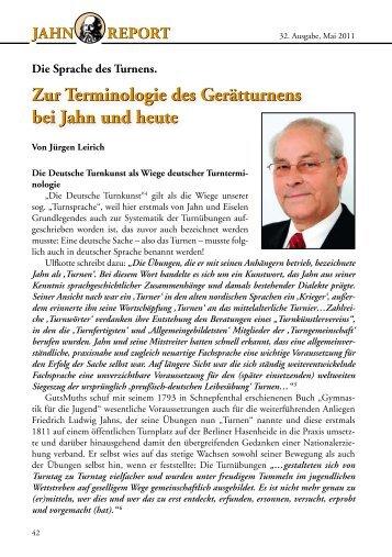 Deutscher Turnkunst - GYMmedia.com
