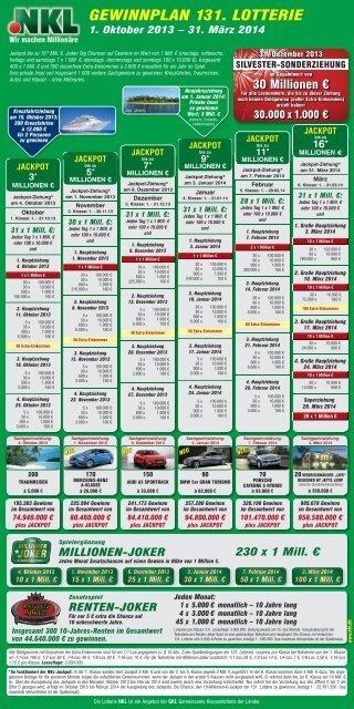 nkl lotterie