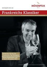 Frankreichs Klassiker - Mövenpick Wein