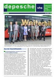 depesche 04/2013 (PDF) - VHS in NRW