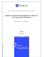 Quality Assessment of Electromagnetic Localizers in the ... - HAL-Inria
