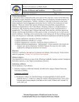 Ehrlichiosis/Anaplasmosis Table of Contents - Missouri Department ... - Page 3