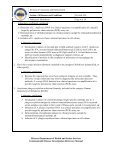 Ehrlichiosis/Anaplasmosis Table of Contents - Missouri Department ... - Page 4